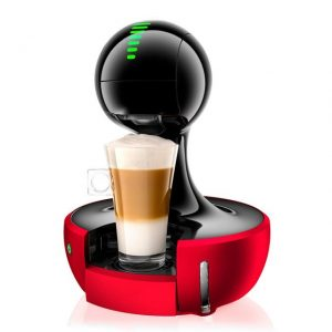 Dolce Gusto Automatic Coffee Machine - Red